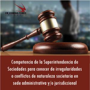 Competencia de la Superintendencia de…