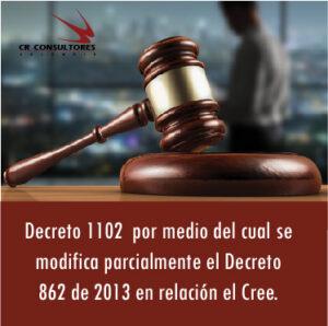 Decreto 862 de 2013