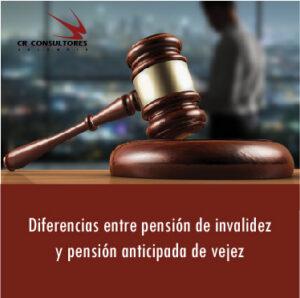 Diferencias entre pensión de invalidez…
