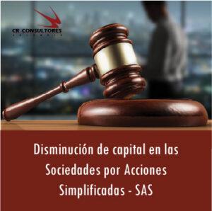 Disminución de capital en las Sociedades…
