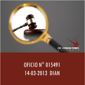 OFICIO N° 015491