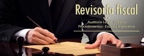 Servicio Revisoría Fiscal