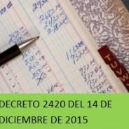 El Consejo Técnico De La Contaduría Pública dictó la orientación técnica 016