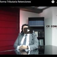 Reforma Tributaria Retenciones