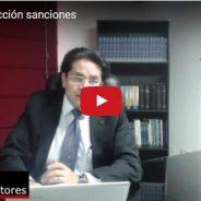 Beneficio reducción sanciones