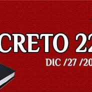 DECRETO 2235 ( 27 dic 2017)