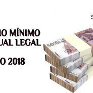 DECRETO Nº 2269// Salario mínimo mensual legal 2018