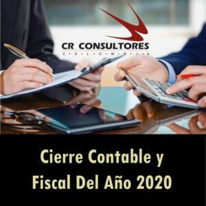 Seminario Cierre Contable y Fiscal Del Año 2020