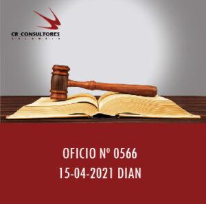 DIAN oficio 0566 – DEDUCCIÓN POR DEPRECIACIÓN.