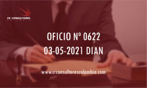 DIAN oficio 0622 -Sistema de facturación electrónica – Registro de la Factura Electrónica de Venta -RADIAN.