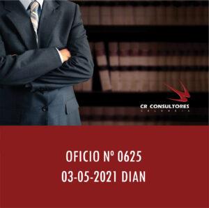 DIAN oficio 0625 – FACTURA ELECTRÓNICA DE VENTA COMO TÍTULO VALOR.