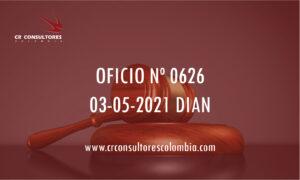 DIAN oficio 0626 – DOCUMENTO SOPORTE DE PAGO DE NÓMINA ELECTRÓNICA.